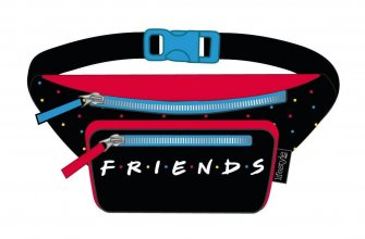Friends Belt Bag Logo