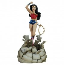 DC Animated Series Collection Socha Wonder Woman 50 cm