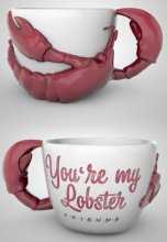 Friends 3D Hrnek Lobster