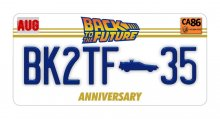 Back to the Future Odznak Limited Edition 35th Anniversary