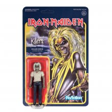 Iron Maiden ReAction Akční figurka Killers (Killer Eddie) 10 cm