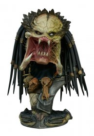 Aliens vs Predator Requiem Legendary Scale Bust 1/2 Wolf Predato