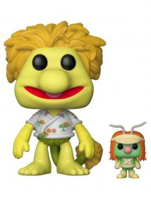 Fraggle Rock POP! Television Vinyl Figure Wembley & Cotterpin 9