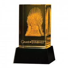 Game of Thrones 3D LED de