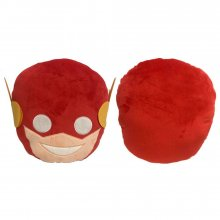DC Comics Plush polštářek Flash Face 35 x 35 cm