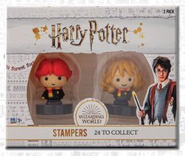 Harry Potter Stamps 2-Pack Wizarding World 4 cm