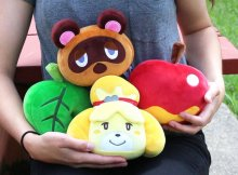 Animal Crossing Mocchi-Mocchi Plush Figures Set 2 15 cm Assortme