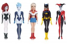 The New Batman Adventures Akční figurka 5-Pack Girls Night Out 1