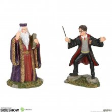 Harry Potter mini figurka Harry and The Headmaster 8 cm
