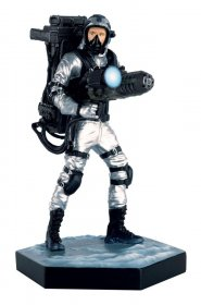 The Alien & Predator Figurine Collection O.W.L.F. Marine (Predat