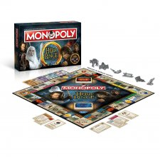 Lord of the Rings desková hra Monopoly *German Version*
