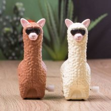 Llama Wind Up Figures 2-Pack Racing Llamas