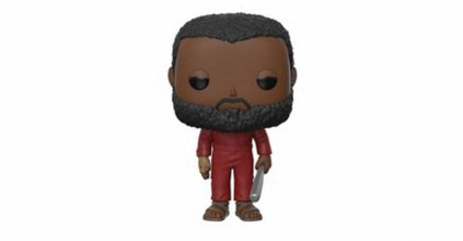 Us POP! Movies Vinylová Figurka Abraham w/Bat 9 cm