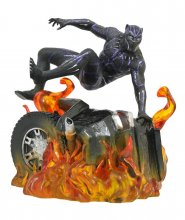 Black Panther Marvel Movie Gallery PVC Statue Black Panther Vers