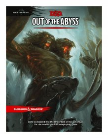 Dungeons & Dragons RPG Adventure Rage of Demons - Out of the Aby
