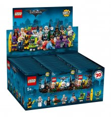 The LEGO® Batman Movie mini figurky Series 2 Display (60)