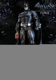 Batman Arkham Origins Socha Batman & Batman Exclusive 87 cm Ass