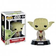 Star Wars POP! figurka Dagobah Yoda 8 cm