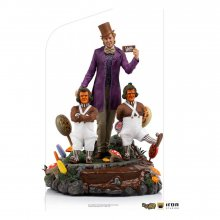 Willy Wonka & the Chocolate Factory (1971) Deluxe Art Scale Stat