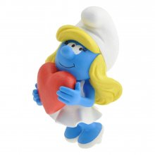 The Smurfs Collector Collection Socha Smurfette Holding A Heart