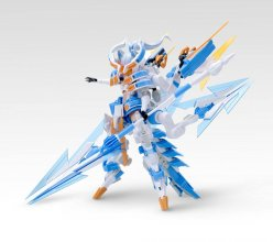 MS General Series plastový model kit 1/12 MG-01 Zhao Yun x Cheng