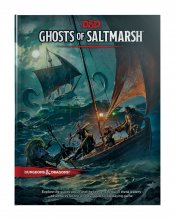 Dungeons & Dragons RPG Adventure Ghosts of Saltmarsh english