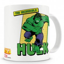 Marvel Comics hrnek The Incredible Hulk