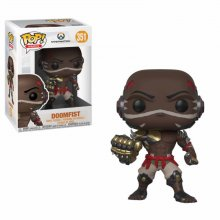 Overwatch POP! Games Vinyl Figure Doomfist 9 cm