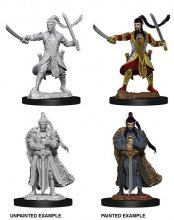 D&D Nolzur's Marvelous Miniatures Unpainted Miniatures Male Elf