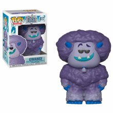 Smallfoot POP! Movies Vinylová Figurka Gwangi 9 cm