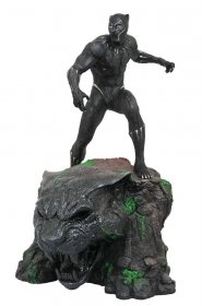 Black Panther Movie Marvel Milestones Socha Black Panther 36 cm