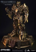 Transformers Age of Extinction Socha Galvatron Gold Version 77