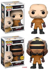 Blade Runner 2049 POP! Movies Figures Sapper 9 cm prodej v sadě