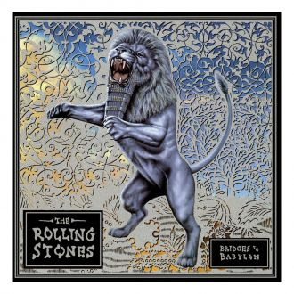 The Rolling Stones Rock Saws skládací puzzle Bridges To Babylon