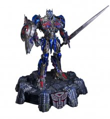 Transformers Age of Extinction Socha Optimus Prime Ultimate Edi