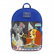 Disney by Loungefly Mini batoh Lady and The Tramp