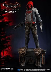 Batman Arkham Knight Socha Red Hood Story Pack 82 cm