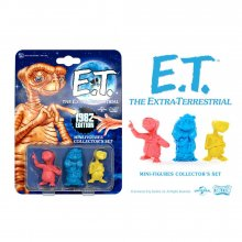 E.T. the Extra-Terrestrial Collector's Set mini figurky 3-Pack 1
