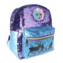 Frozen 2 Casual Fashion Sequin batoh Elsa 21 x 26 x 10 cm