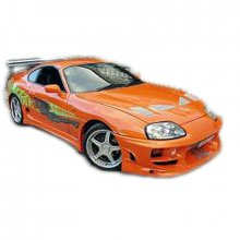 Rychle a zběsile model Fast and Furious Toyota Supra