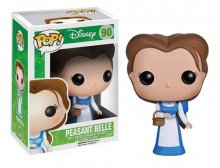 Beauty and the Beast POP! Vinylová Figurka Peasant Belle 10 cm