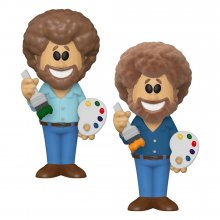 The Joy of Painting POP! Movies Vinyl SODA Figures Bob Ross 11 c