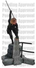 Avengers Infinity War Marvel Gallery PVC Statue Black Widow 23 c
