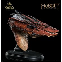 Socha The Hobbit Smaug 36 cm