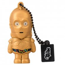 Star Wars USB flash disk C-3PO 8 GB