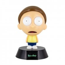Rick & Morty 3D Icon světlo Morty 10 cm