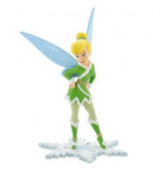Disney Fairies Figure Tinkerbell Winterfairy 10 cm