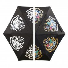 Harry Potter Colour Changing Umbrella Bradavice Slogan