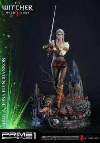 Witcher 3 Wild Hunt Socha Ciri of Cintra 69 cm