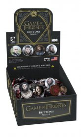 Game of Thrones Pin Badges Display Series 2 (200)
